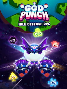 God Punch: Idle Defense