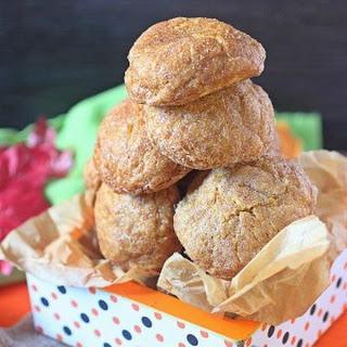 Pumpkin Spice Snickerdoodles