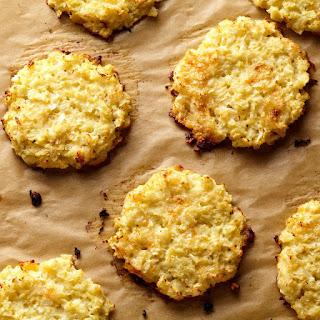 Cauliflower English Muffins.