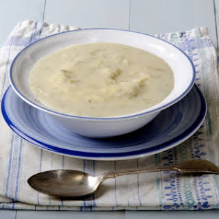 Creamy Potato Soup.