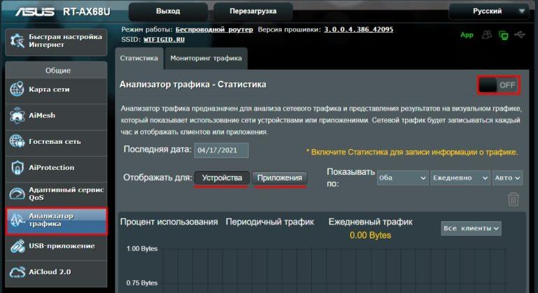 Маршрутизатор ASUS