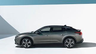 Citroën vuelve al segmento de los grandes turismos con un modelo innovador