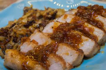 Pork Essentials: Orange Marmalade Tenderloin