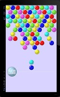 Screenshot of Bubbles for Tablet