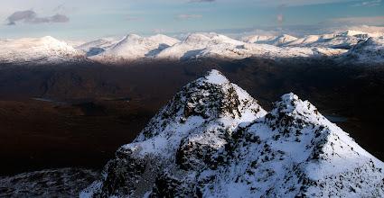 Photo: The A'Chioch Ridge (II)