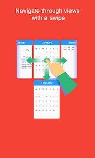 CloudCal Calendar Agenda Planner Organizer To Do Screenshot