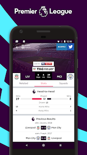 Premier League - Official App Capture d'écran