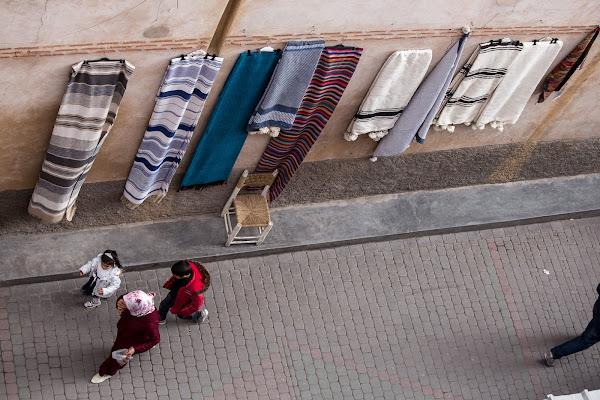 Marrakech street di alpavio