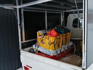 ハイゼットトラック  エクストラのカスタム事例画像 ふるふるファンタさんの2020年01月26日18:57の投稿