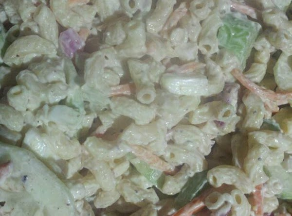World Famous Macaroni Salad Recipe