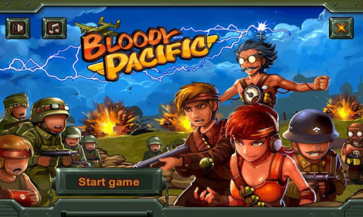 Bloody Pacific