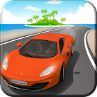 Island Shift Car Racing; High speed Highway Rush icon