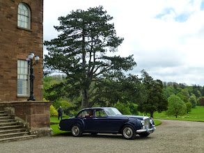 Photo: Steve and Janet Dolan's Bentley Continental