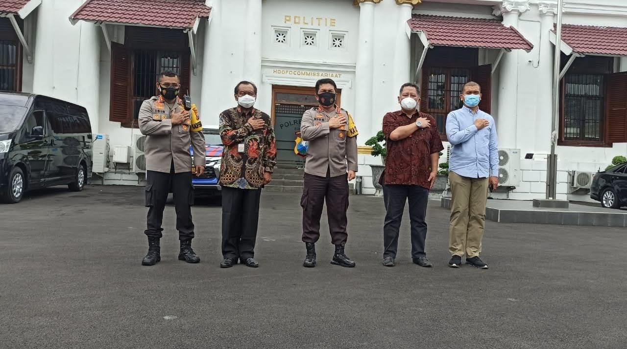 Kapolda Jatim Resmikan Tiga Gedung di Mapolrestabes Surabaya: Pelayanan Harus Lebih Ditingkatkan