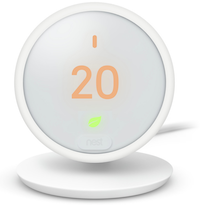 nest thermostat front view