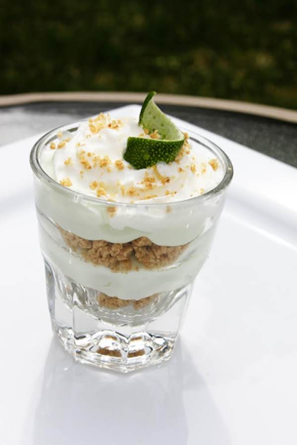 Key Lime Dessert Shooters Recipe