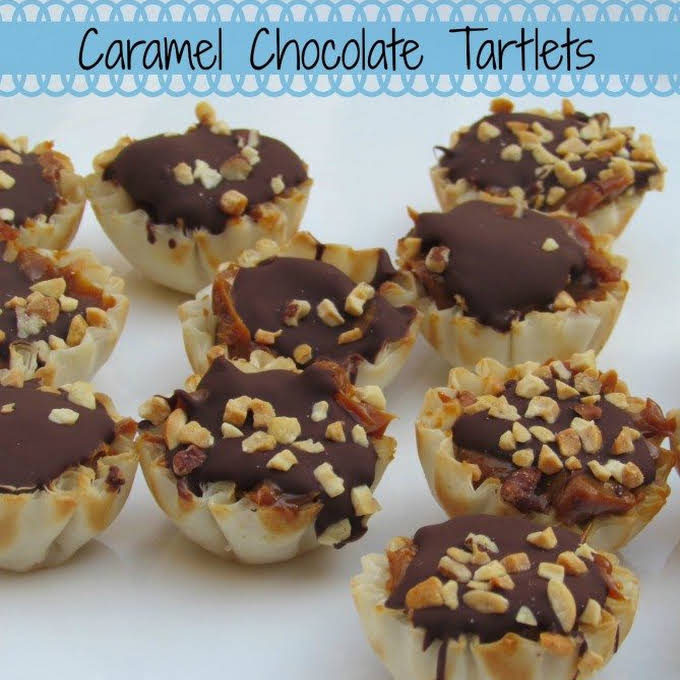10 Best Chocolate Phyllo Cups Recipes