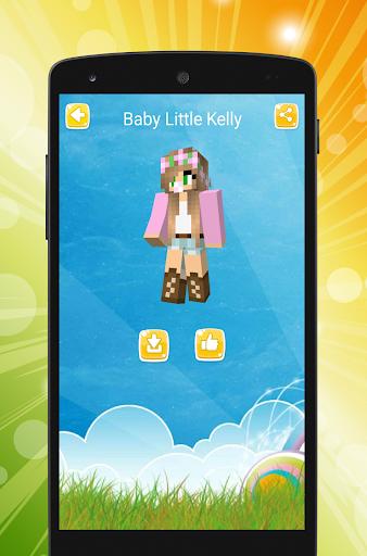 Baby Skins for Minecraft PE 2.0.1 screenshots 5