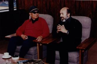 Photo: Akira Kurosawa i Andrzej Siedlecki.