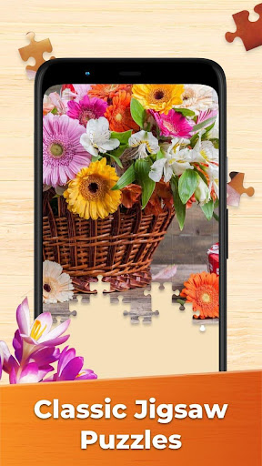 Jigsaw Puzzles - HD Puzzle Games filehippodl screenshot 1
