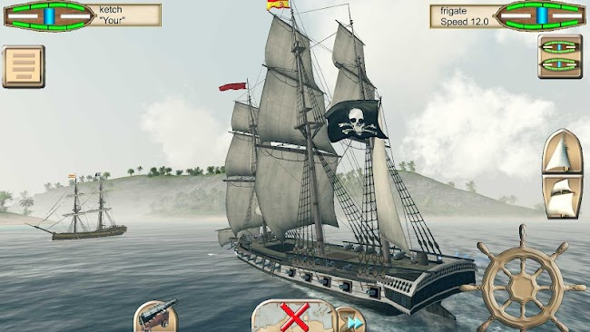 The Pirate: Caribbean Hunt- screenshot