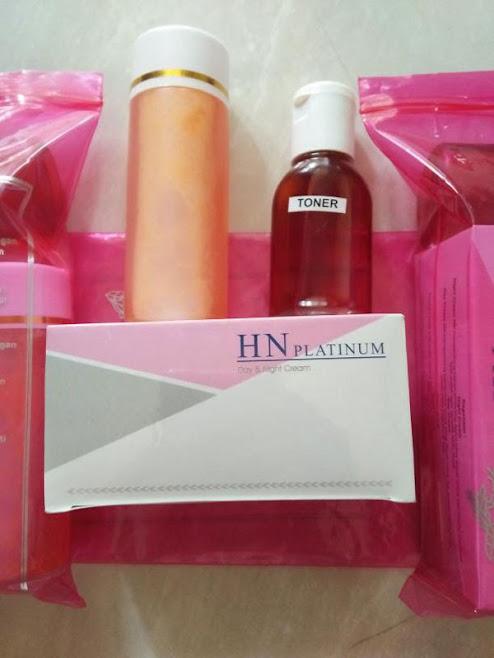 Cream HN Hetty Nugrahati Platinum