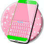 Keypad Color Pink Stretch APK icon
