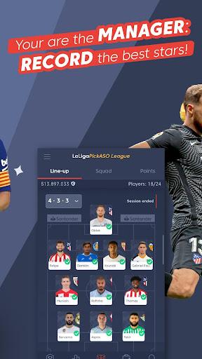 LaLiga Fantasy MARCAufe0f 2021: Soccer Manager 4.4.3 screenshots 3
