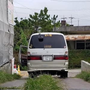 ハイエースワゴン KZH100G 13年のカスタム事例画像 ひーさん@TEAM.triangle△さんの2019年06月16日21:08の投稿