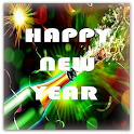 Happy New Year Live Wallpapers icon
