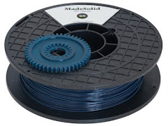 MadeSolid Navy Blue PET+ Filament - 3.00mm (1lb)