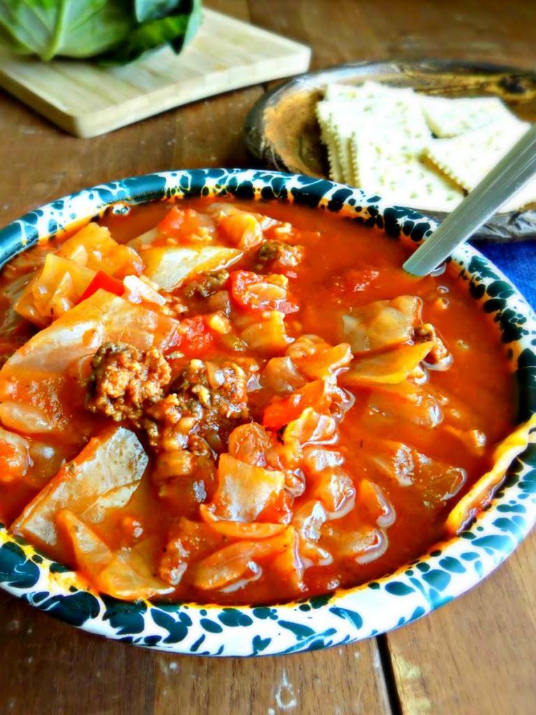 10 Best Stuffed Cabbage Soup Ground Beef Recipes
