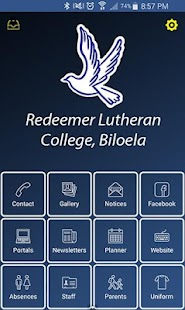 Redeemer Lutheran College- screenshot thumbnail