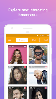 U LIVE – Video Chat and Stream