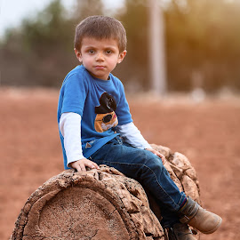 kid by Walid Shahin - Babies & Children Child Portraits ( nature, kid, kids portrait, portrait, cute, sun, funny, kids,  )