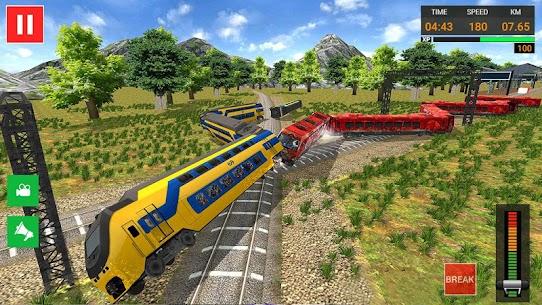 Euro Train Simulator Free – New Train Games 2020 1.6 Latest MOD Updated 3