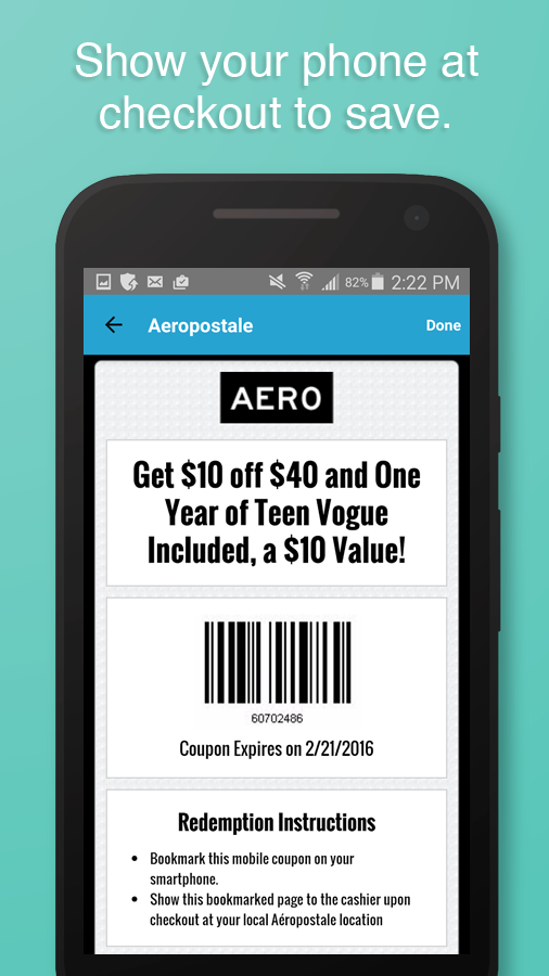 Coupon Sherpa does not offer cash back opportunities, and is a site that mainly concentrates on connecting users to online coupon codes, printable coupons for in-store use, and mobile app coupons for retailers and department stores.