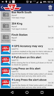 SafeTTC Screenshot