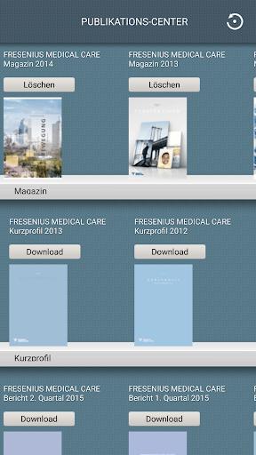 Fresenius Medical Care Archive