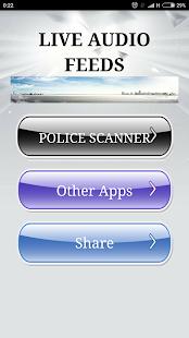 Live Police Scanner Free - náhled