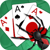 Spider Solitaire -Card Game