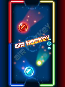 Neon Air Hockey – Extreme A.I. Championship 4