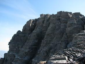 Photo: Nearing the summit.