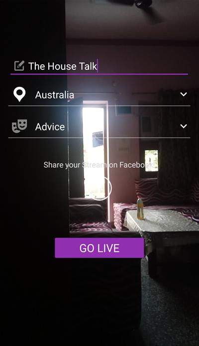 CBonkLive App: Make Money by Broadcasting Yourself Online