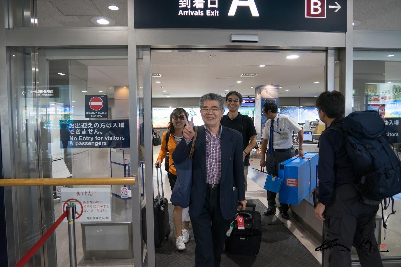 ようこそ、北海道へ!