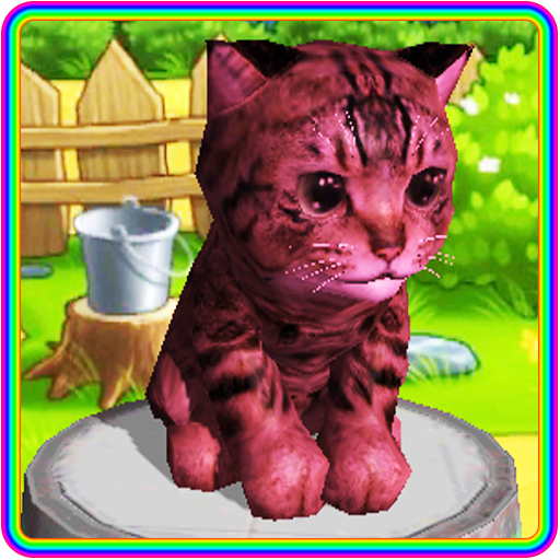 Colored Kittens 🐱 virtual pet