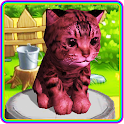 Colored Kittens  icon