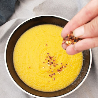 Honeyed Carrot and Squash Soup Recipe