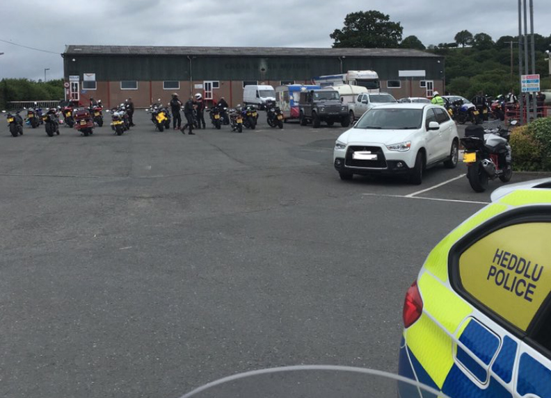 Motorcycle safety clampdown set to continue this weekend
