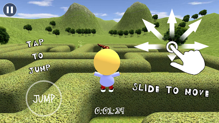 3D Maze / Labyrinth 2.0 screenshot 1444
